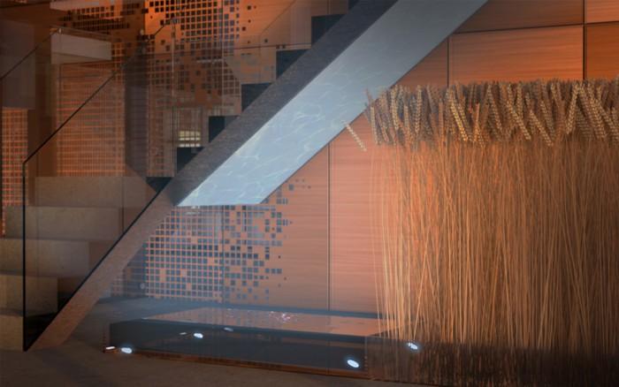 1 Wasser & Gerste - Eingangshalle