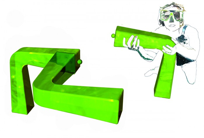 1.Stecksystem