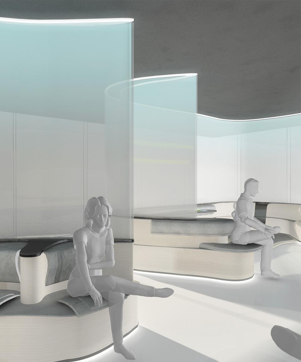 Interaktive Räume – Das bedürfnisorientierte Wartezimmer der Zukunft ...